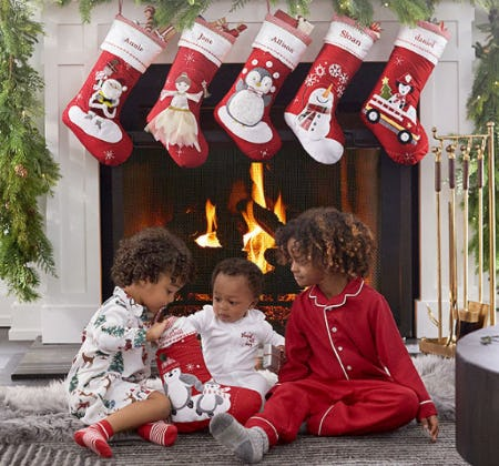 Our Christmas Collection is Here from Pottery Barn Kids