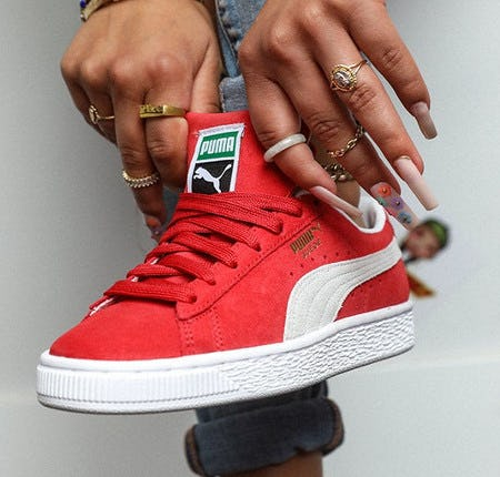 Meet the Latest Kicks From PUMA Suede from Champs Sports