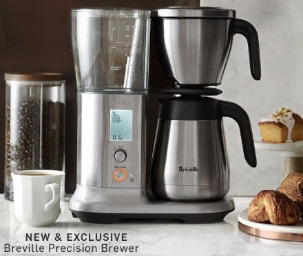 New from BREVILLE