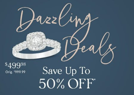 Dazzling Deals from Zales Jewelers