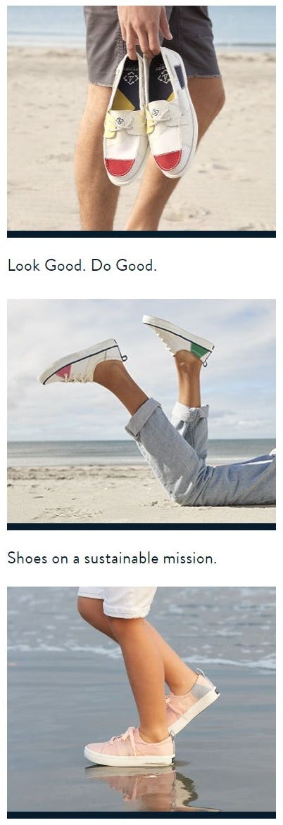 Introducing the Sperry BIONIC Collection