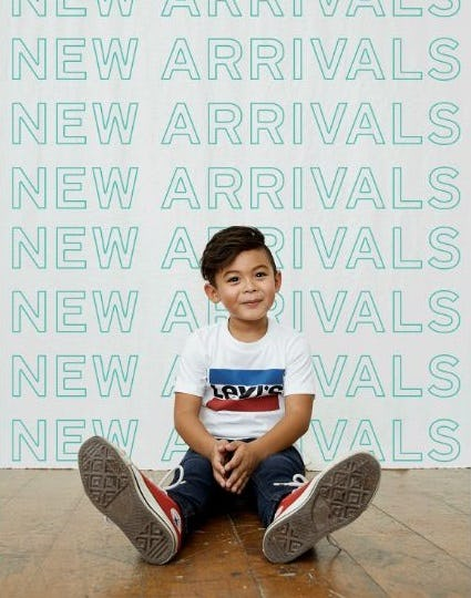 New Arrivals for Kids from The Levi's Store