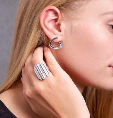 Fall Trend: Punk Persuasion from Ben Bridge Jeweler
