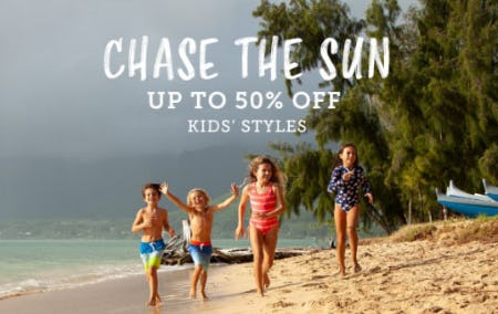 Up to 50% Off Kids' Styles from Eddie Bauer