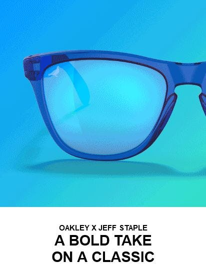 A Bold Take on a Classic from Oakley