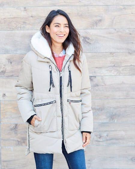 Modern Chic Coats