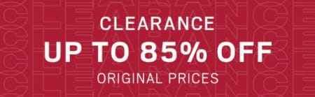 Clearance up to 85% Off from Men's Wearhouse