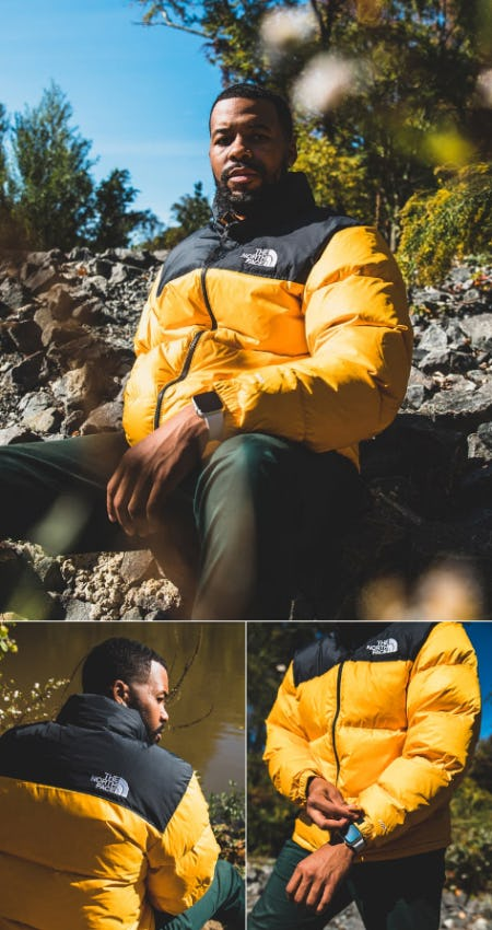 The North Face Summit Gold Nuptse from DTLR