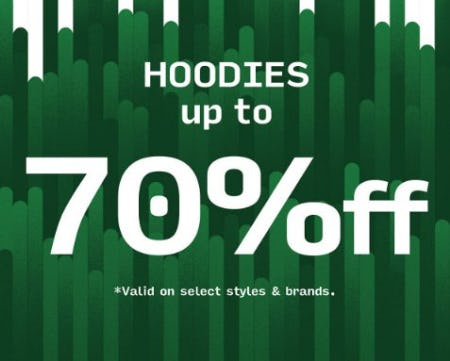 Hoodies up to 70% Off from Zumiez