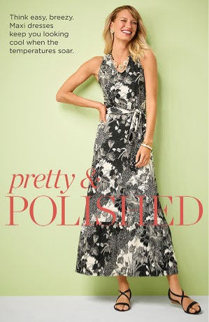 Pretty & Polished from Talbots