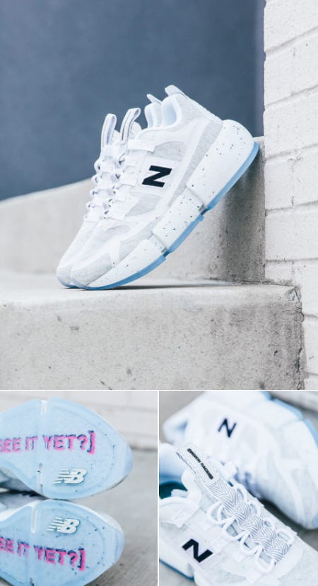 Jaden Smith x New Balance Vision Racer from DTLR
