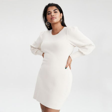 Plus-Size Sweater Dresses from Nordstrom