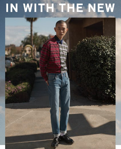 Shop New Arrivals from The Levi's Store