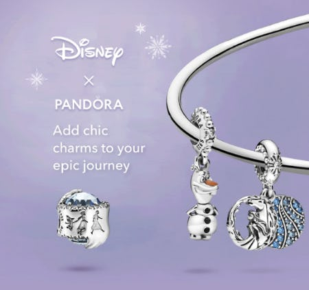 Disney X Pandora from Disney Store