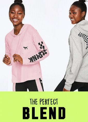 The Perfect Hoodie Tee from Victoria's Secret
