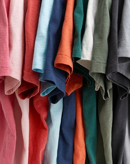 Garment-Dyed from J.Crew