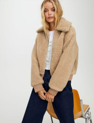 The Teddy Jackets from Aritzia