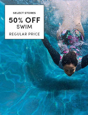 50% Off Swim from Torrid