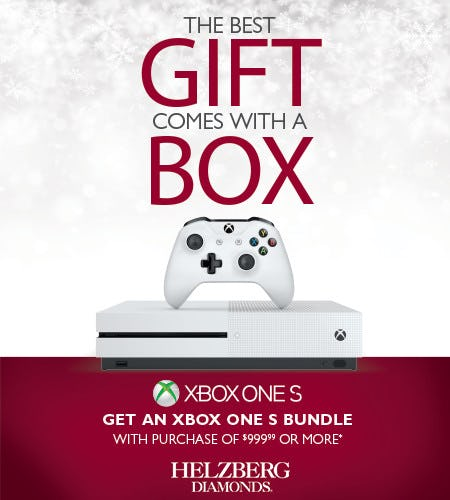 Get an Xbox One S* With Purchase of $999.99 or more**