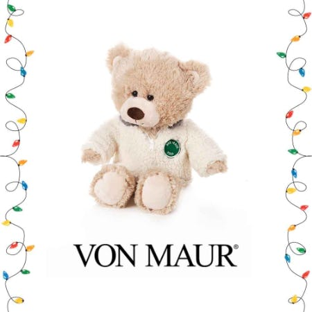 Von Maur 2019 C.J. Bear from Von Maur