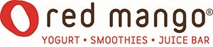 Red Mango Yogurt & Smoothies Logo