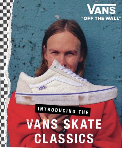 Introducing The Vans Skate Classics