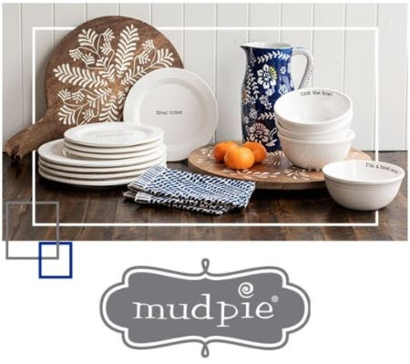 Decorate your Space with Mud Pie from Von Maur