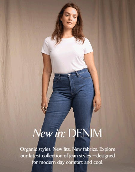 New Denim Arrivals