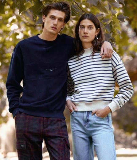 Welcome to Sweater Season from Scotch & Soda