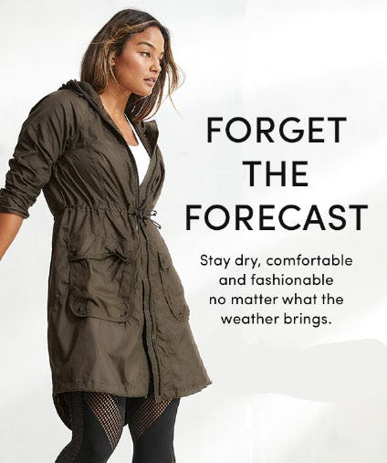 Forget The Forecast from Athleta