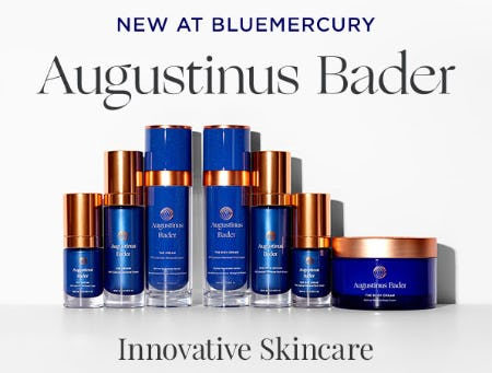 New Augustinus Bader is Here from Blue Mercury