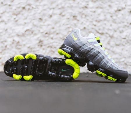 """Nike Vapormax 95 """"Volt"""""""