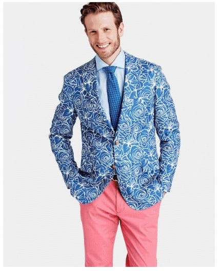 Dress Code: The Blazer from vineyard vines