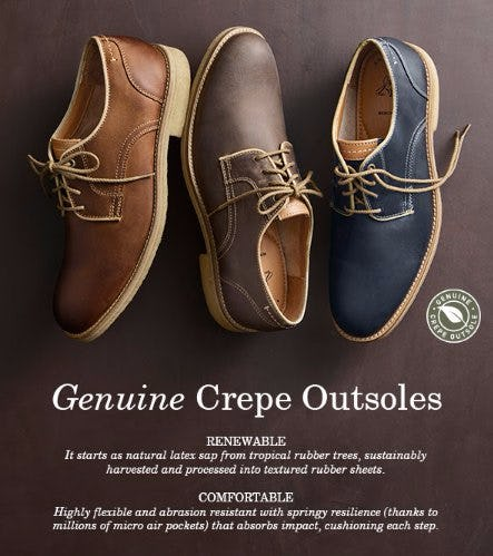 Get Comfortable With Crepe