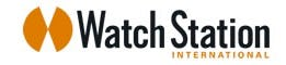 Watch Station                            Logo