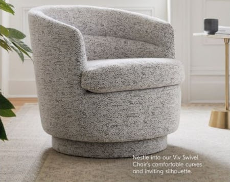 Chairs for Relaxation from West Elm