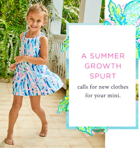 New Outfits for New Beginnings from Lilly Pulitzer