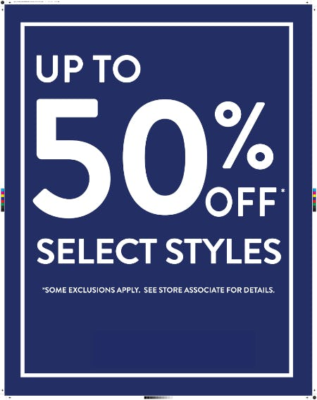 Up to 50% Off Luggage!
