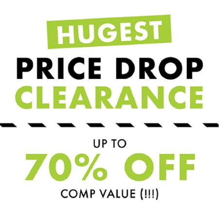 Hugest Price Drop Clearance: Up to 70% Off Comp. Value from DSW Shoes