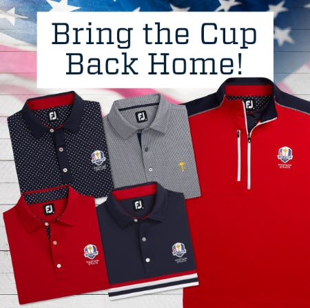 Bring the Cup Back Home from Golf Galaxy