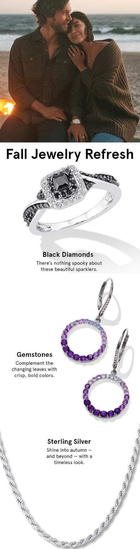Fresh Fall Styles They'll Love from Kay Jewelers