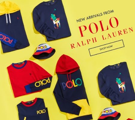 New Arrivals From Polo Ralph Lauren from EbLens Clothing and Footwear