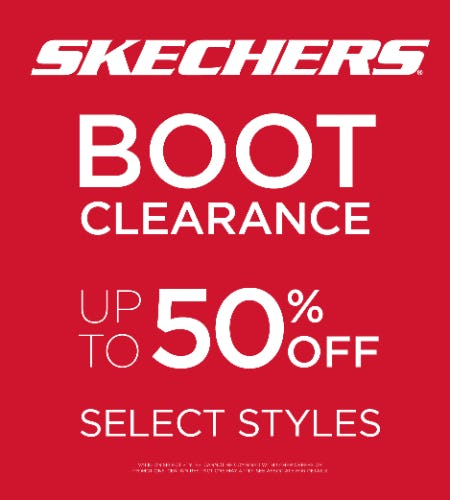 SHOP SKECHERS BOOTS UP TO 50% OFF! from Skechers