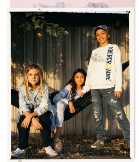New Arrival: The Everybody Collection from Abercrombie Kids
