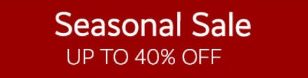 Up to 40% Off Seasonal Sale from Pottery Barn Kids