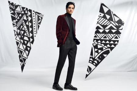 Look Sharp in Formal-Wear Styles from BOSS Hugo Boss