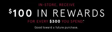 $100 in Rewards