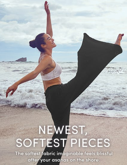 Newest, Softest Pieces from Athleta