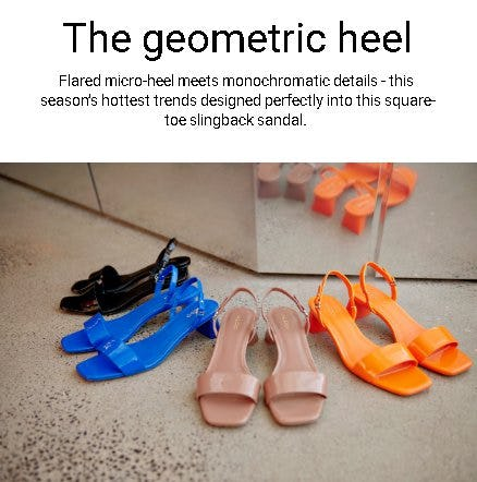Trend Drop: The Geometric Heel