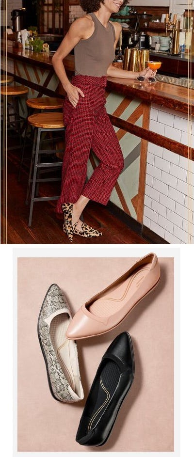 Grand Ambition: Transitional Flats from Cole Haan